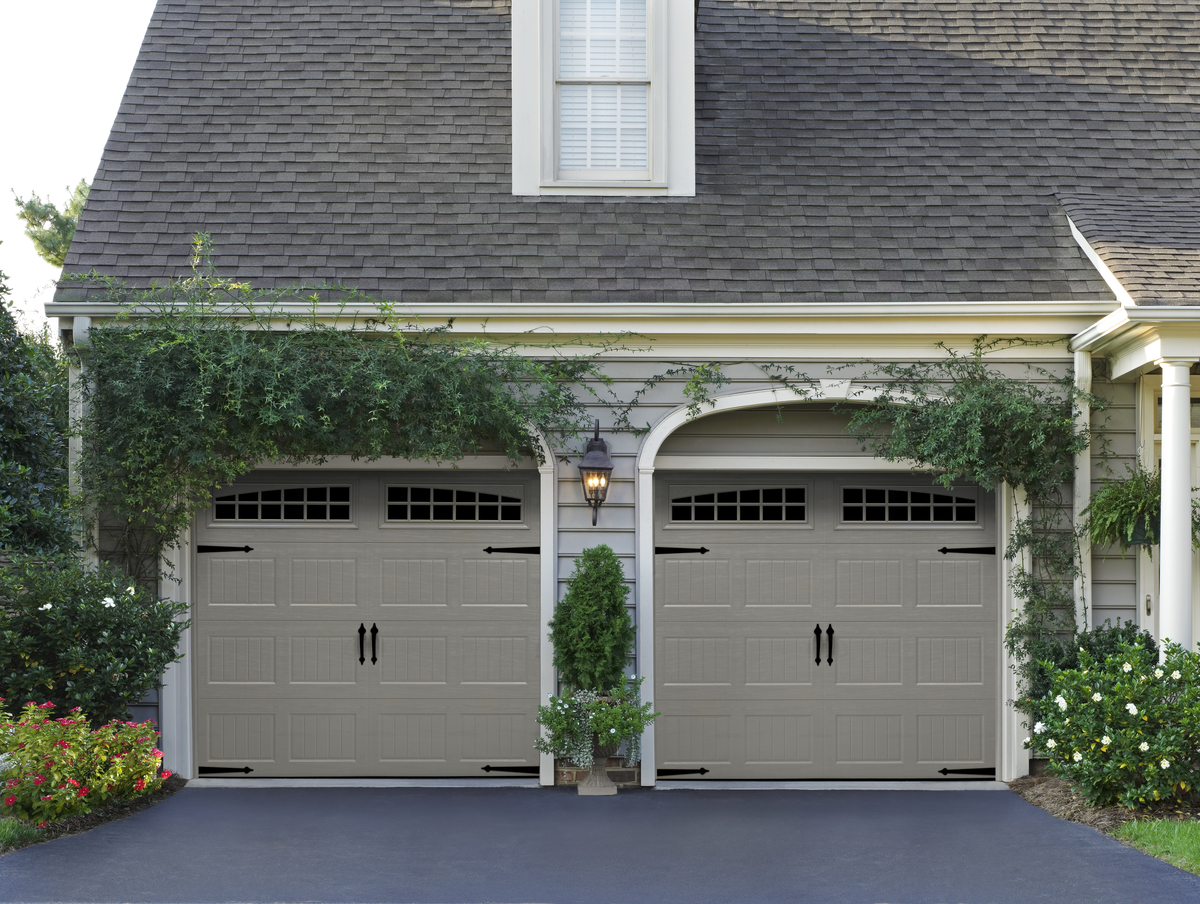 Hillcrest Carriage Garage Doors